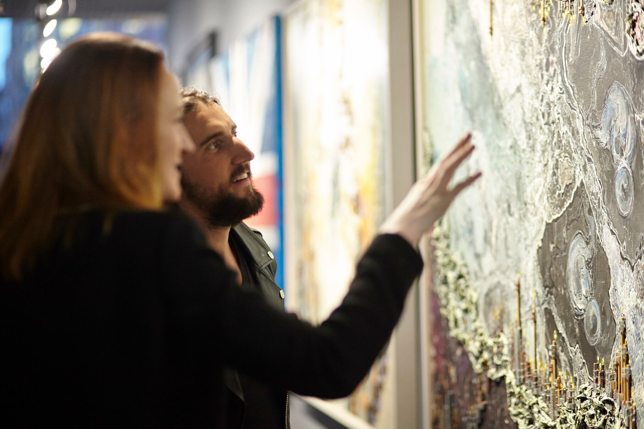 CAMA Gallery: From Tehran to London – Jdeed